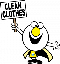 Sunshine Laundry Clean Clothes icon